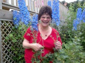 Laura Allison Gardening March 2011