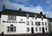 The Black Bull, Lauder