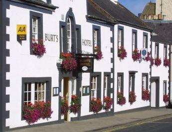 Burts Hotel, Melrose