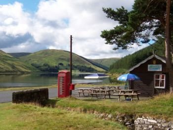 Glen Cafe, St. Marys Loch