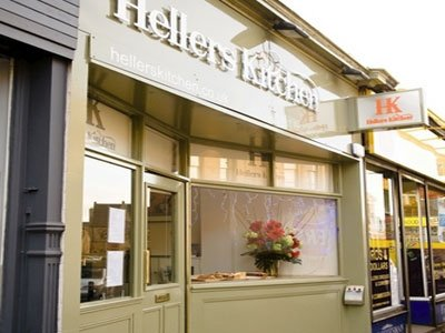 Hellers Kitchen, Edinburgh