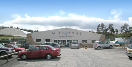 Milestone Cafe St Boswells