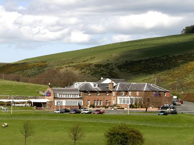 The Lodge, Carfraemill