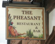 The Pheasant, Jedburgh