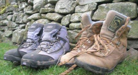 Walking in the Scottish Borders