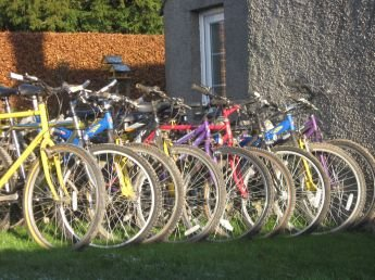 Bicycles for Africa